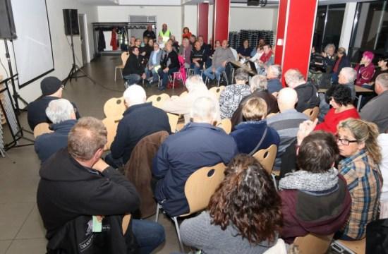 Une rencontre-débat organisée par les Gilets Jaunes et le MNCP 71 (Le Creusot)
