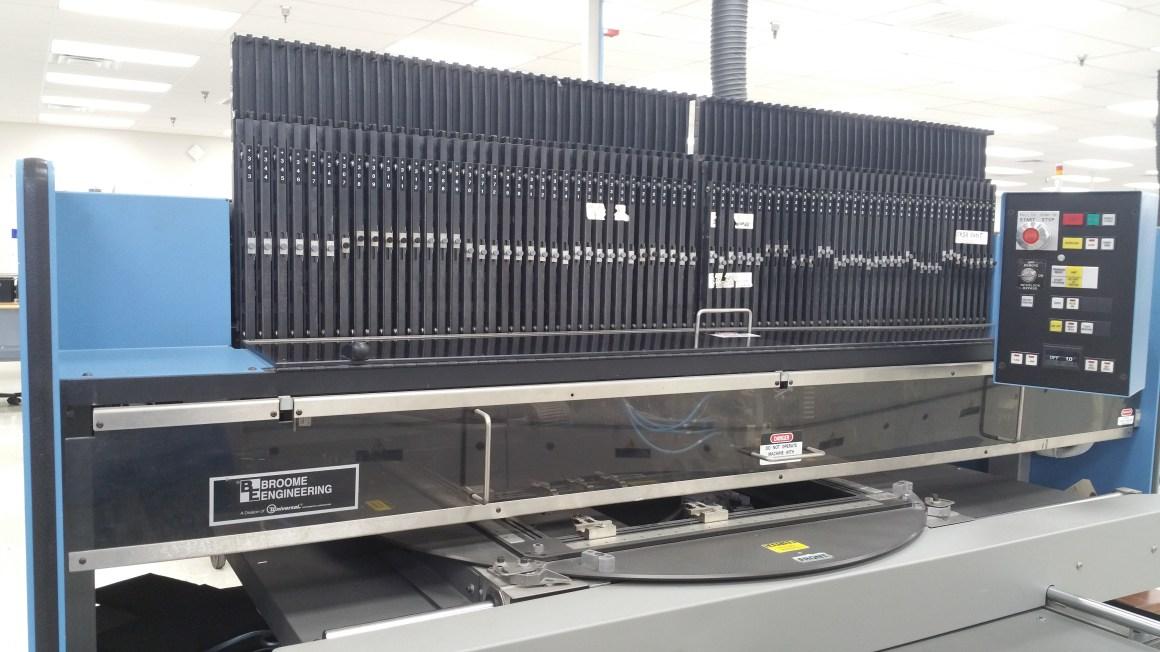 Universal R6796 Unimod DIP Inserter