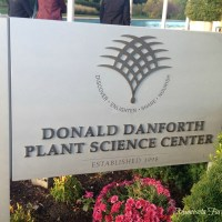 Donald Danforth Plant Science Center sign