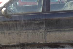 Dirty Car