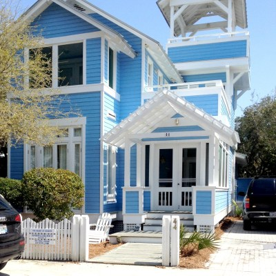 Seaside Florida Cottage