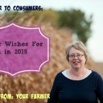 What Farmers Wish for Consumers In 2015