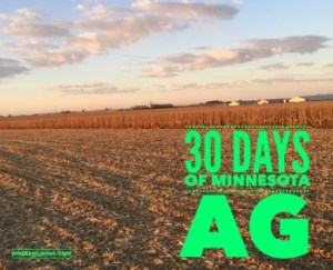 30 Days of MN Ag-1