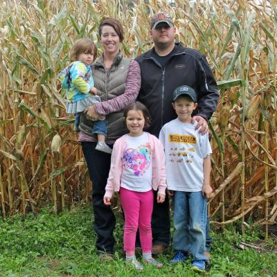 MN Agriculture: Melissa Burrow, Riverside Cattle