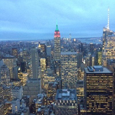 Top 10 Things I Learned About New York City