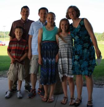 Prigge family