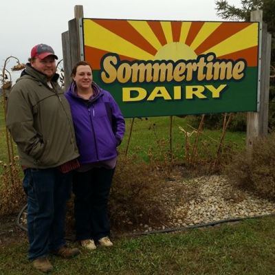 MN Agriculture: Derrick and Amanda Sommers, Sheep, Dairy and 4-H