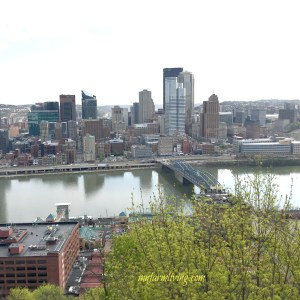 Pittsburgh from Mt Washington
