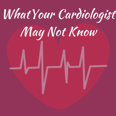 What Do Cardiologists Know About Antibiotics In Your Meat?