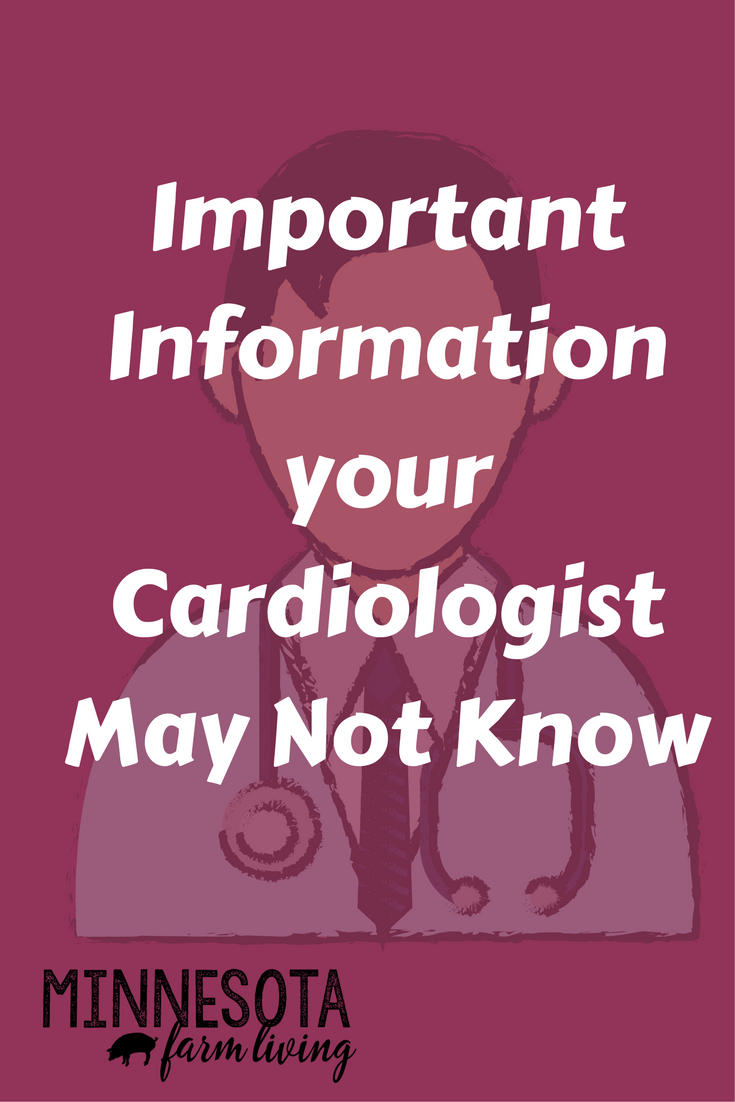 You may think doctors like cardiologists know about how their food is raised and grown. You may be surprised that they don't have the correct information and they are influencing their patients.