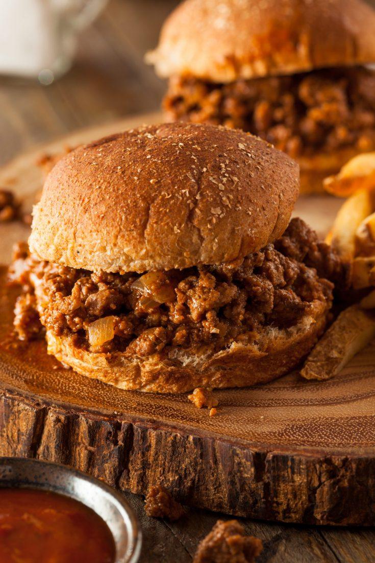 BBQ Beef Sliders