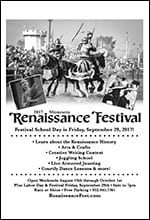 2017 Festival Friday Flyer