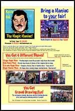 Fair Maniac Shows