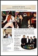 Echo's of Elvis Flyer