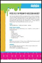 Physics Program