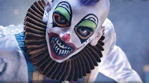 Valleyfair creepy clown