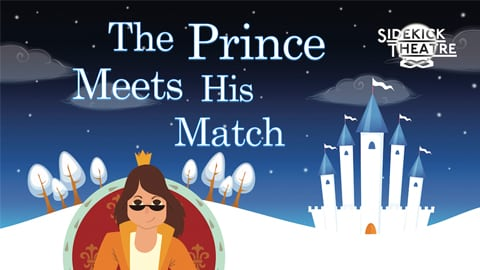 prince meets his match logo