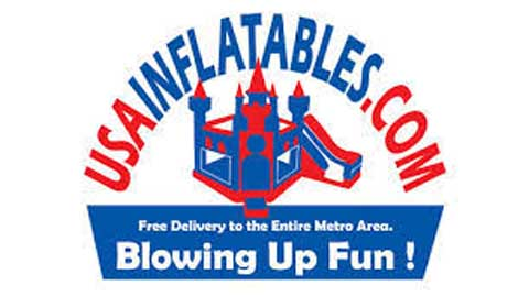 usa inflatables logo