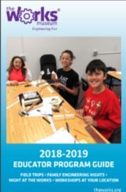 2018-2019 Educator Program Guide The Works Museum