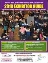 Summer Resource Fair Cover-Brochure with stroke