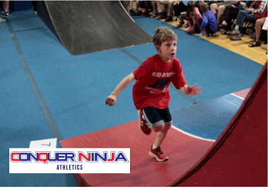 Ninja gym obtacles