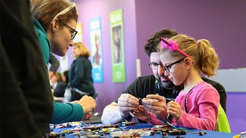 The Works Museum's annual Tech Fest family event.