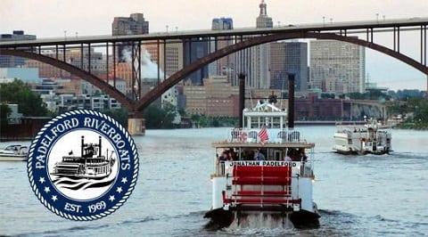 Padelford Riverboat