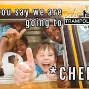 Kids on Field Trip Bus