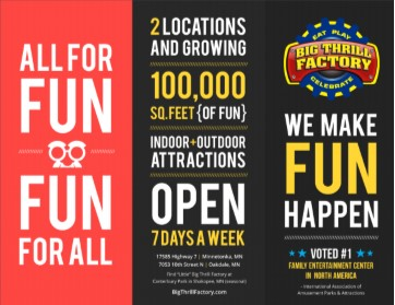 Big Thrill Factory Brochure