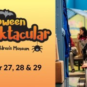 Halloween Spooktacular poster art