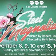 Steel Magnolia's Ad Art