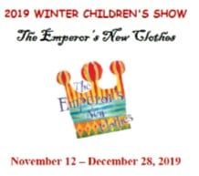 The Emperor's New Clothes • Old Log Theatre