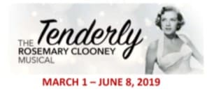 Tenderly The Rosemary Clooney Musical • Old Log Theatre