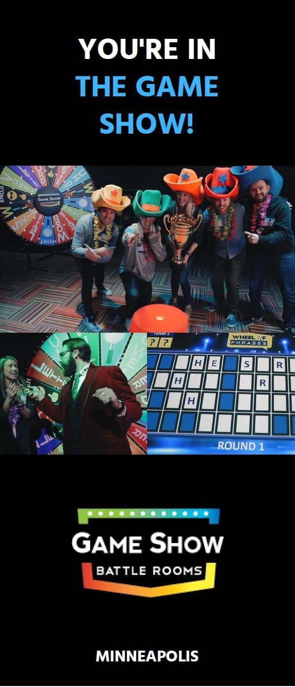 Game Show Battle Rooms Brochure
