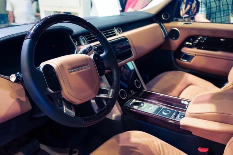 Interieur Range Rover Vogue
