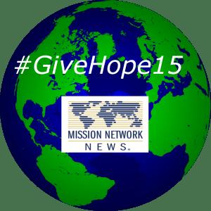 #givehope15