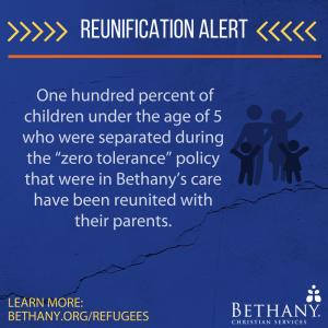 Family reunification and trauma care