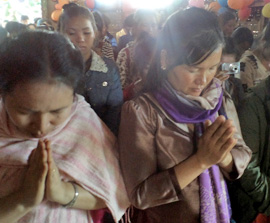 New law in Laos threatens Christians' right to meet