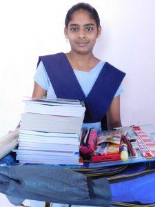 Durga finds hope through education