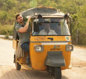 Take your family to India — through virtual reality!