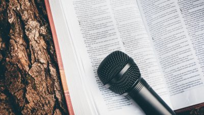 Unconventional Ministry podcast creates house for distinctive work