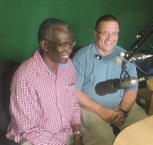 Christian radio: it's one thing to have fun in Uganda