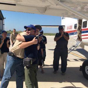 How a new airstrip united a Haitian community and a Pennsylvania church