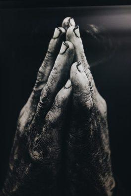 pray; prayer
