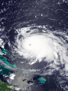 Dorian destroys Bahamas, units sights on U.S. shoreline