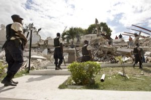 Haiti: ten years later - Mission Community Information
