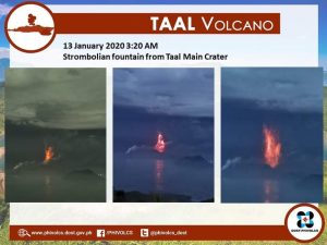 Taal volcano poses ongoing risk; believers supply assist, hope - Mission Community Information
