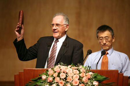 Remembering the Legacy of 'China Partner' Founder Dr. Werner Burklin