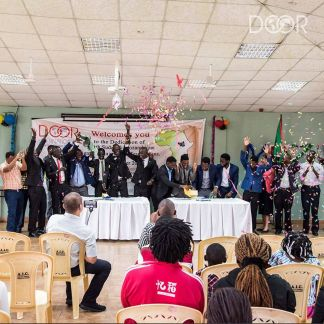 DOOR International Celebrates Christian Workers and New Fellowships in East Africa