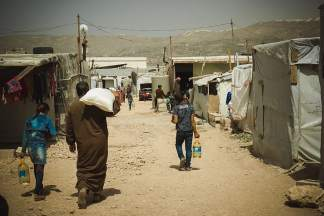 Lockdown and Political Disruption Drag Lebanon into devastating poverty